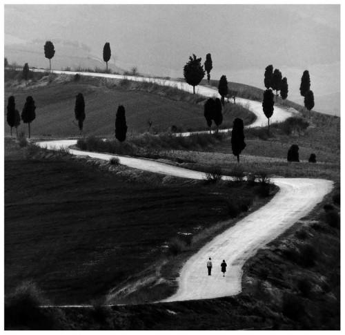 Gianni Berengo Gardin Asciano, Siena 1961