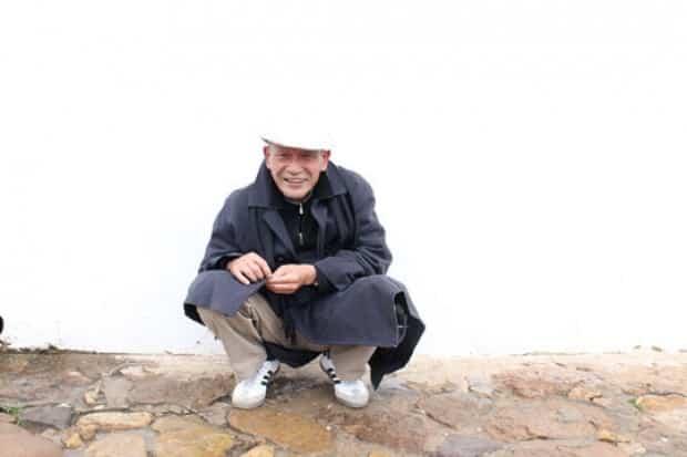 Pratiquer le Butoh avec Ko Murobushi crédit photo Kimiko Watanabe