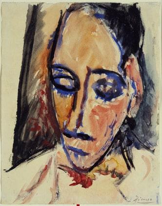 Les Demoiselles d'Avignon, Picasso de Brunoe Le Bail