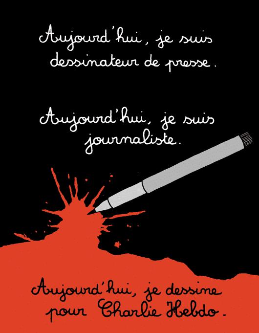 Charlie Hebdo - Il est urgent de dessiner