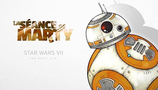 Star Wars - La séance de Marty