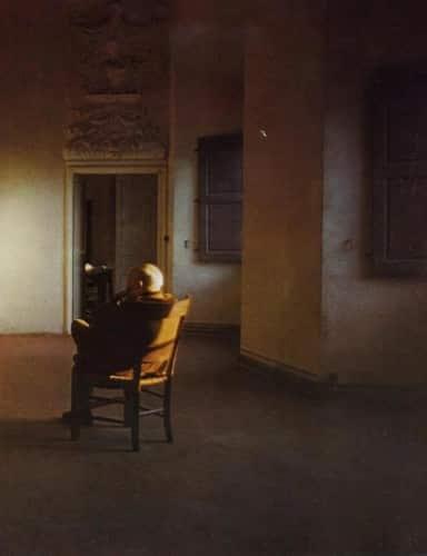 © David Douglas Duncan, 1962, Pablo Picasso at Vauvenargues