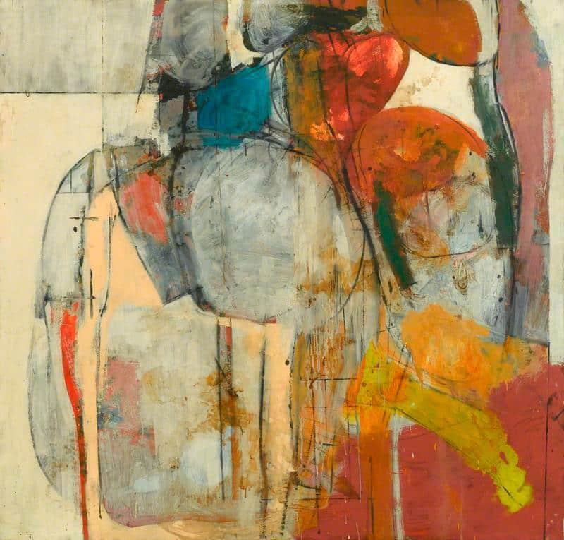 Henry Mundy (b.1919) Weathered, 1959