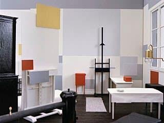 Arbres - Mondrian