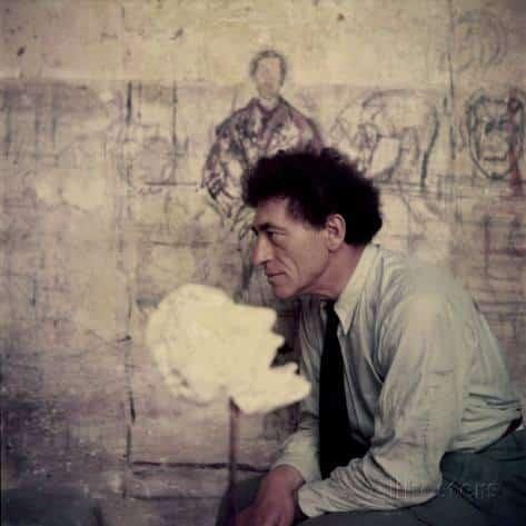 Alberto Giacometti - Paysage, Paysage !