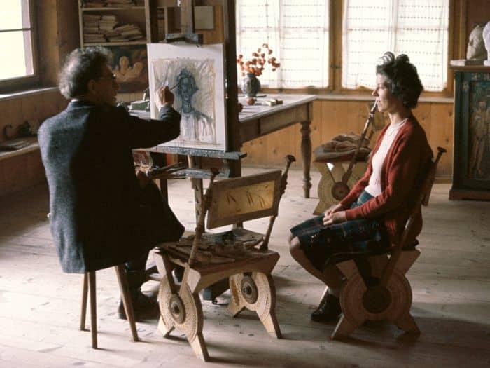Eduardo Arroyo Alberto Giacometti