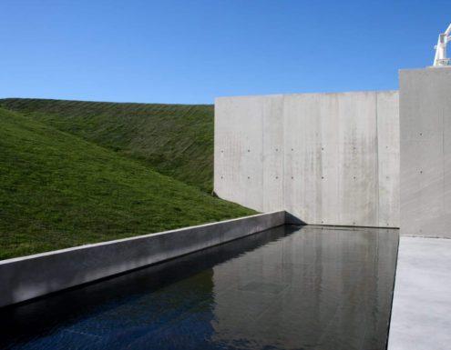 Renzo Piano - Pavillon de photographie au Château La Coste